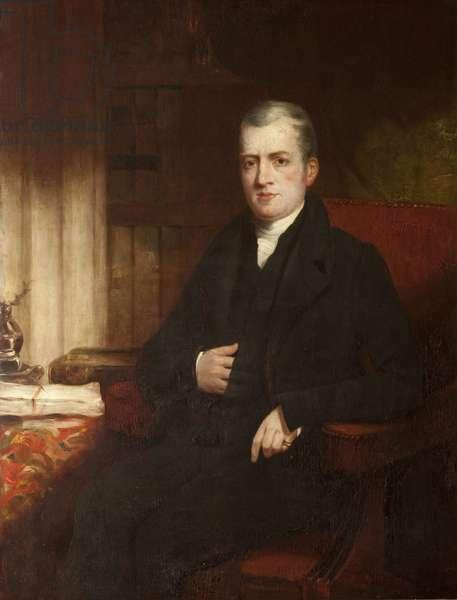 John Hargreaves, MP (oil on canvas)