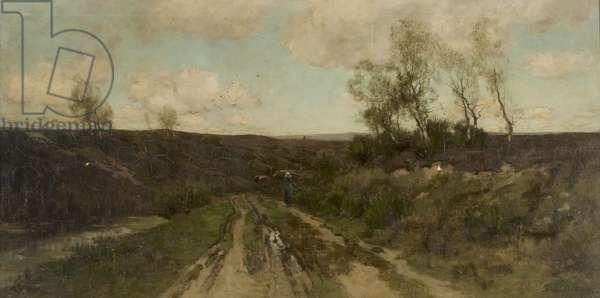 The Heath, 1879 (oil on canvas)