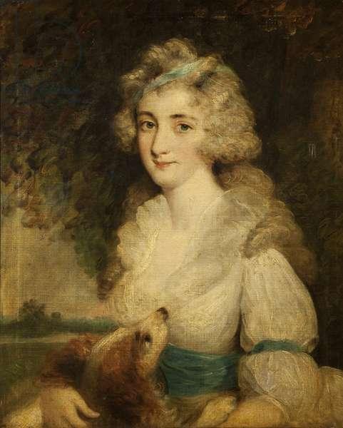 Jane Barton (oil on canvas)