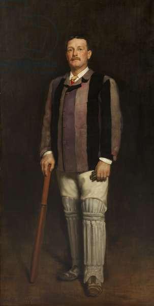 A. N. Hornby, 1893 (oil on canvas)
