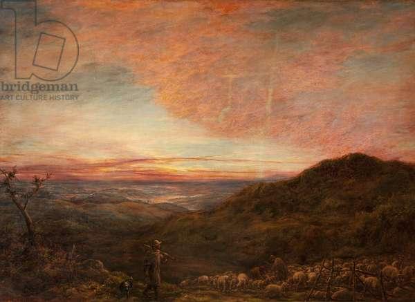 Hesperus, 1876 (oil on canvas)