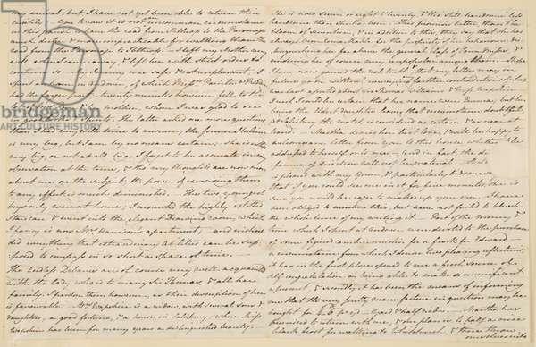 Jane Austen: letter to her sister Cassandra; 30 Nov. 1800 (letter)