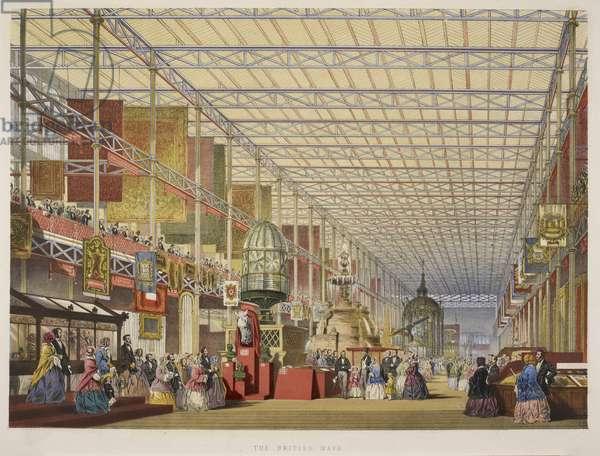 The British nave