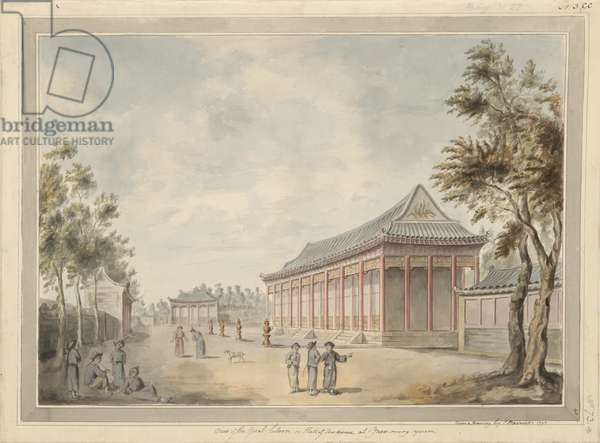 Palace of Yuen-min-yuen