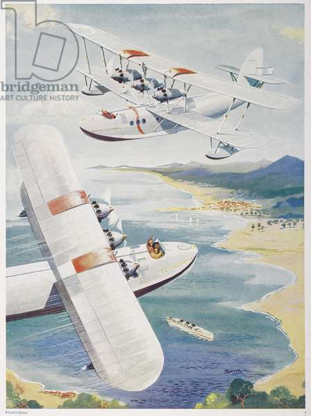 From 'Modern Boys Book of Aircraft' 1931