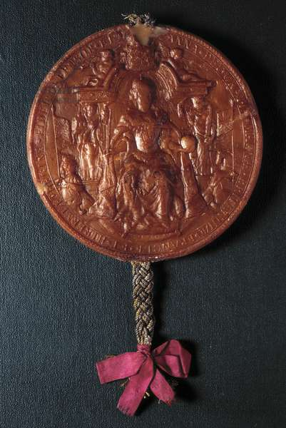 Seal of Queen Anne