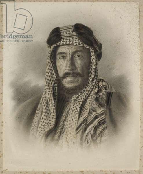 An unidentified sheikh