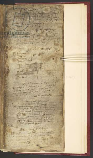 Harley 1628, f.156r, Apothecary Book with prescription for Richard (vellum)