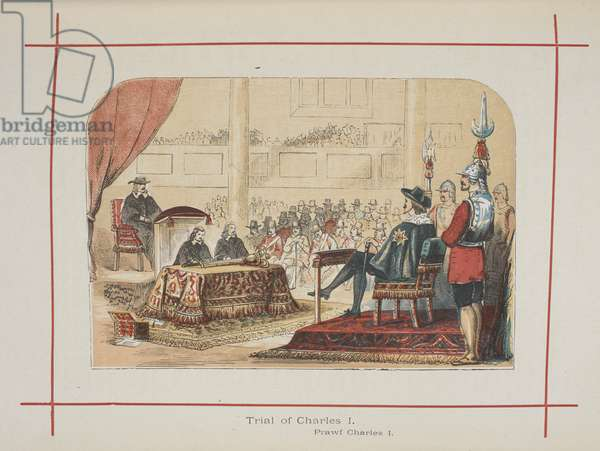 Trial of Charles I.