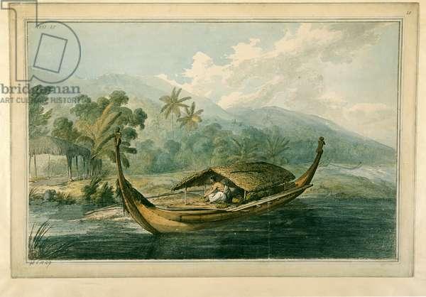 Canoe of Raiatea