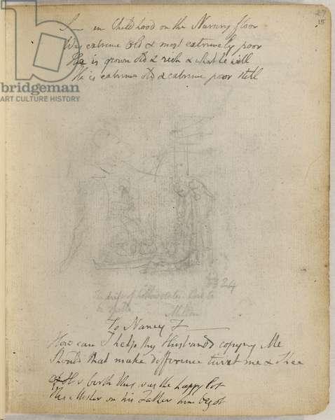 Emblem 10; poems of Blake