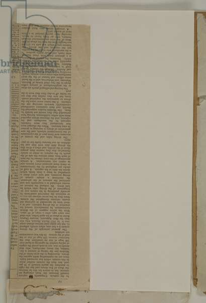 Decline of pearling, press cutting from The Times, 6 August 1934 (newsprint)