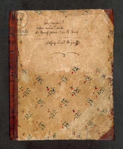 Wolfgang Amadeus Mozart: Thematic Catalogue, 1784-91
