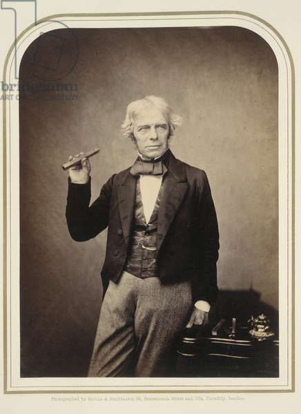 Professor M. Faraday, D.C.L