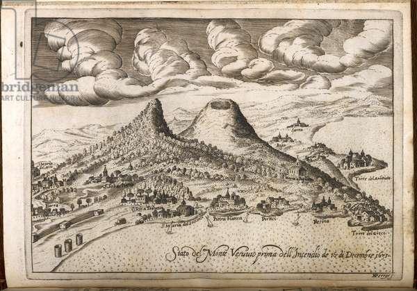 Monte Vesuvio