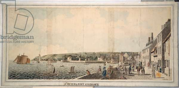 'St. Peter's Port, Guernsey'.