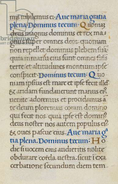 Text page; Psalm 94