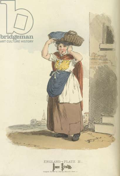 Billingsgate Fish-Woman