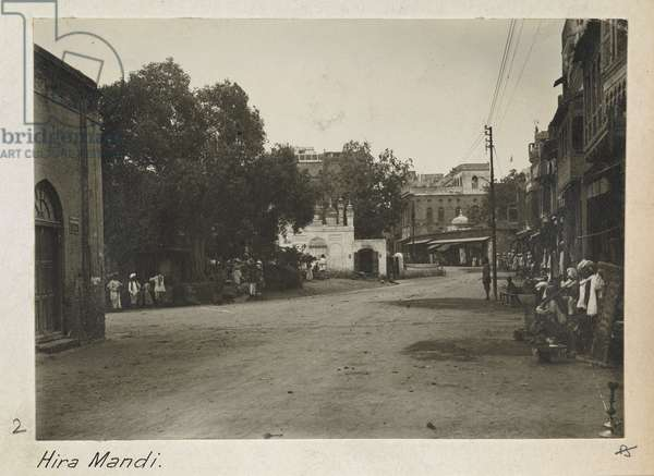 Hira Mandi, Lahore. 