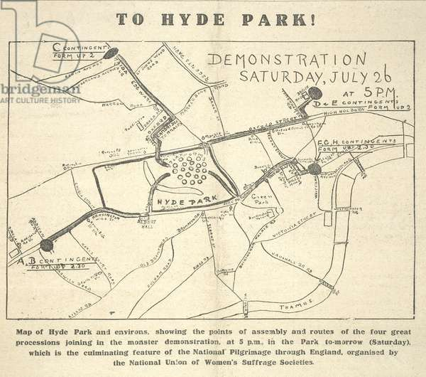 To Hyde Park