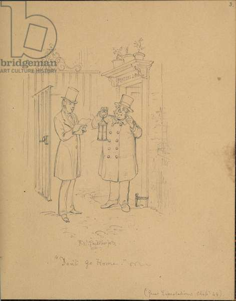 F. 2: Scene from 'Great Expectations',