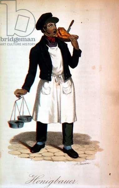 Honey Farmer, 1843-46 (engraving)