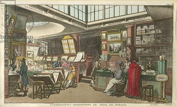 Ackermann's Repository of Arts