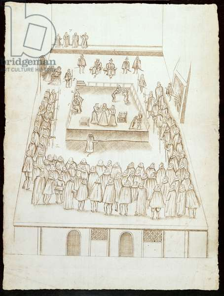 Execution; Mary, Queen of Scots