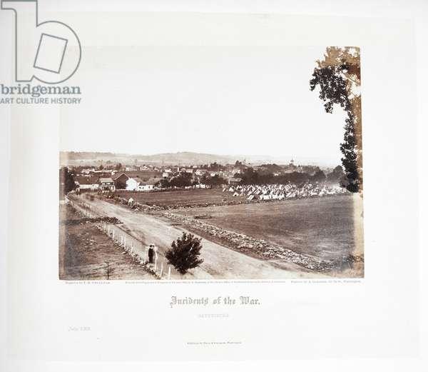 Gettysburg (July 1863)