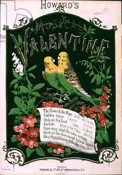 'Howard's 'Musical Valentine'