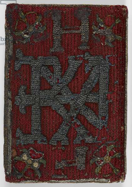 Royal 7 D. X, Binding of the Prayers and Meditations of Queen Katherine Parr, 1545