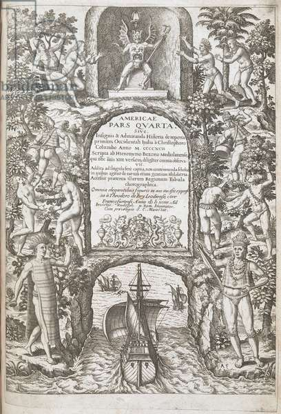 Illustrated title page.
