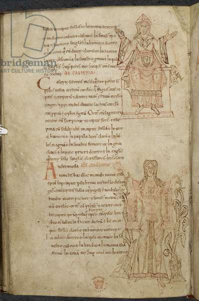 Miscellany of works on computus and astronomy, Royal MS 13 A XI, 11th-12th century (parchment)