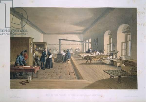 Scutari hospital ward