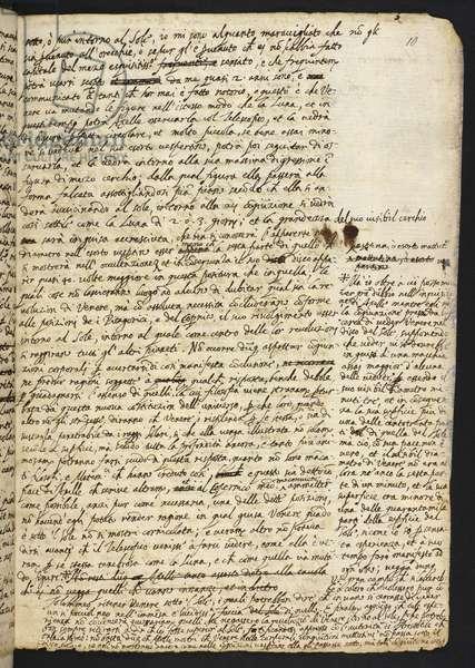 Egerton MS 48 f.15v Letter, 1612 (ink on paper)