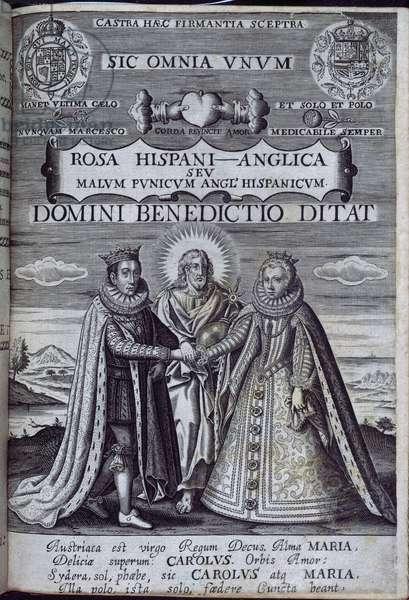 Charles and Henrietta Maria