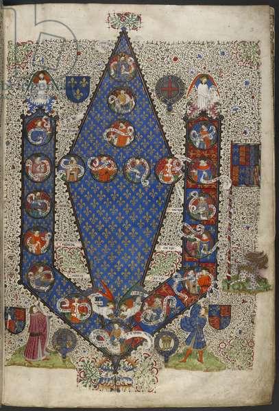 Genealogy of Henry VI