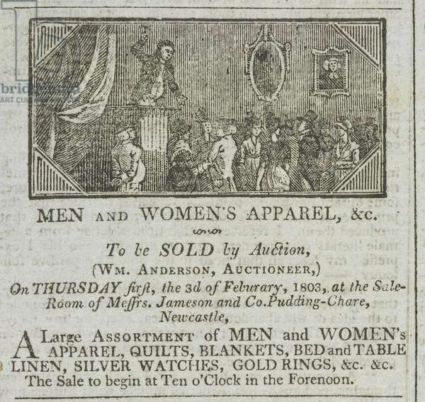 An auction