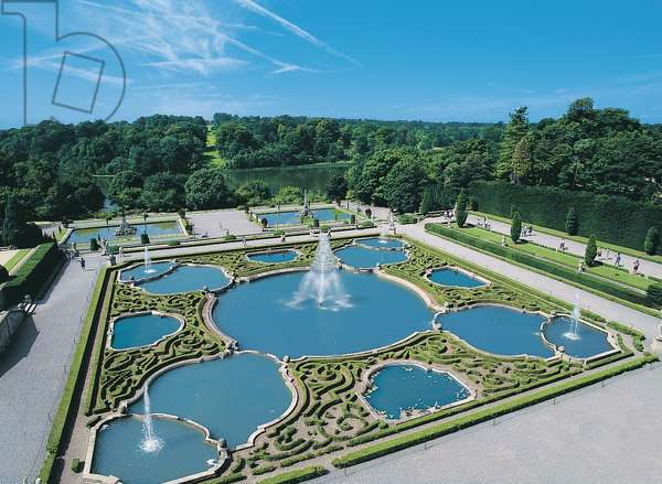 The Water Terraces, Blenheim Palace (photo)