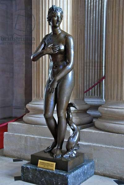 The Medici Venus, 1711 (bronze)