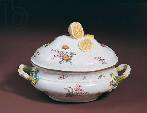 Meissen tureen (porcelain)