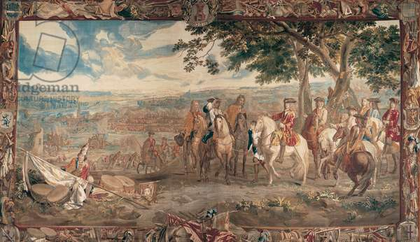 Hooghstet, 13 August 1704 (tapestry)