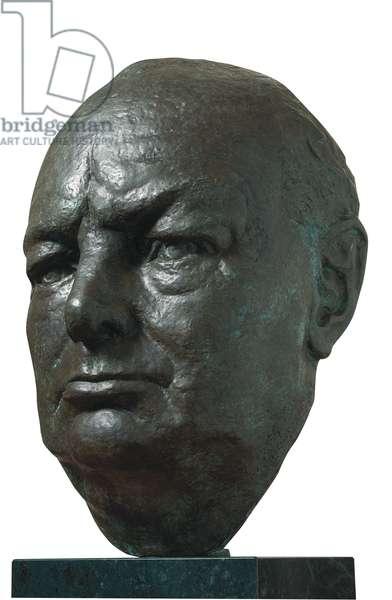 Sir Winston Churchill (bronze)