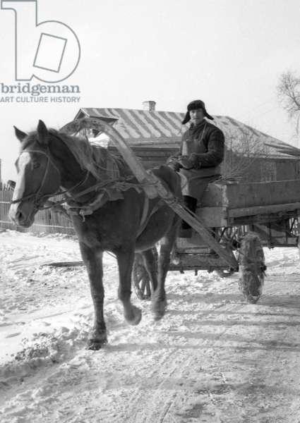 Sovietic peasant 1959