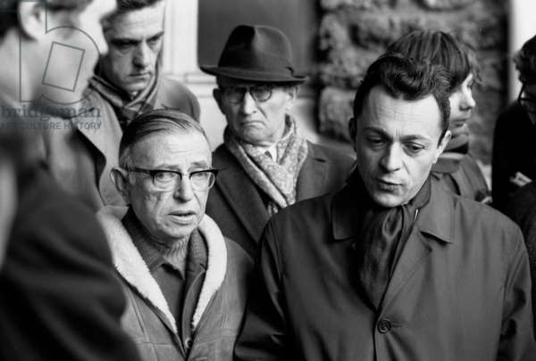 Sartre and Rocard