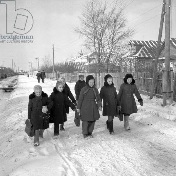 Sovietic school 1959
