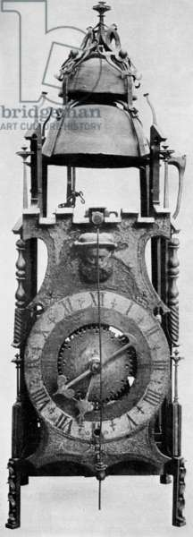 Weight clock