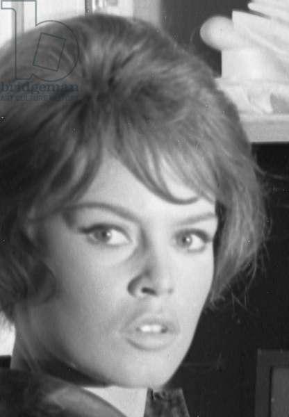Brigitte Bardot dans Babette