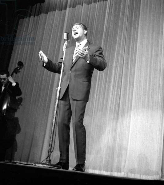 Charles Trenet en concert