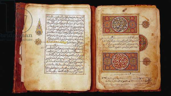 Iluminated Koran,